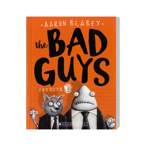 The Bad Guys 01 The Bad Guy