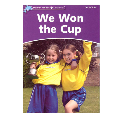 Dolphin Readers Level 4 S/B We Won the Cup