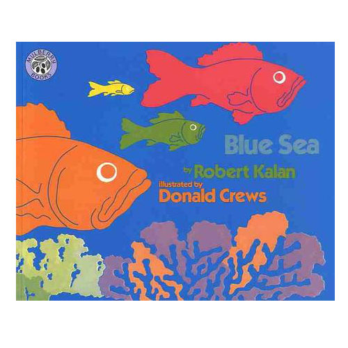 My First Literacy 1-03 Blue Sea