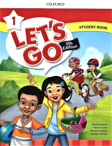 Let's Go Student's Book  (5th Edition) 01