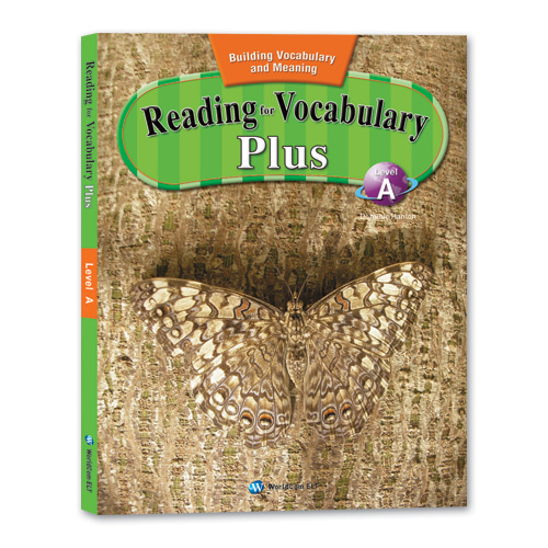 Reading for Vocabulary Plus A~D Set