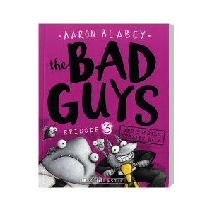 The Bad Guys 03 in the Furball Strikes Back