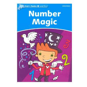 Dolphin Readers Level 1 S/B Number Magic