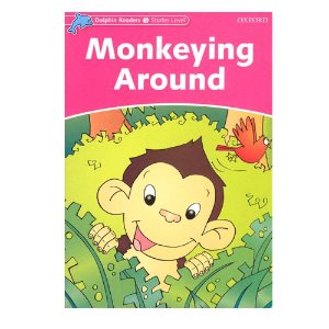 Dolphin Readers Level Starter S/B Monkeying Around