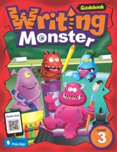Writing Monster Guidebook with Resource CD 03
