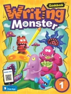 Writing Monster Guidebook with Resource CD 01