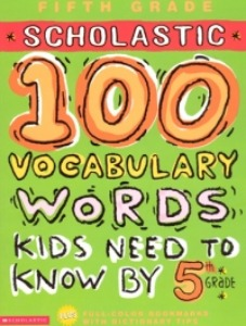 100 Words Kids Need To Read by 5th Grade