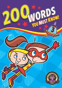 200 Words You Must Know 3