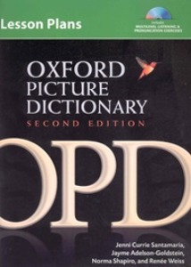 Oxford Picture Dictionary Lesson Plans [2nd Edition]