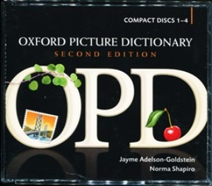 Oxford Picture Dictionary Monolingual Audio CD [2nd Edition]