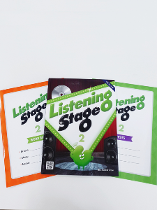 Listening Stage 2 Class Pack