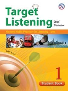 Target Listening with Dictation - Student Book 1