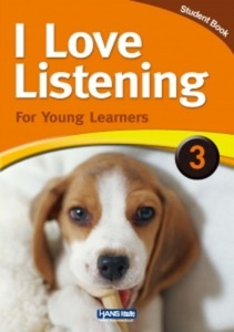 I Love Listening 3 Student Book