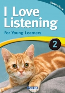I Love Listening 2 Student Book
