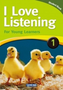 I Love Listening 1 Student Book