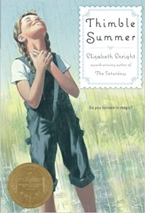 Newbery:Thimble Summer