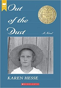 Newbery:Out of the Dust