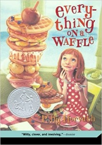 Newbery:Everything on a Waffle