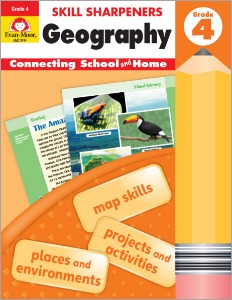 Skill Sharpeners Geography 4