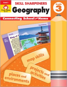 Skill Sharpeners Geography 3
