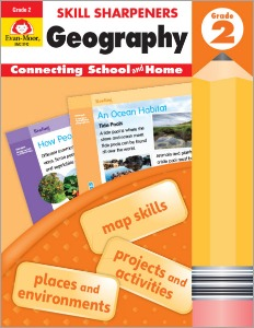 Skill Sharpeners Geography 2
