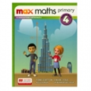 Max Maths Primary 4 TG