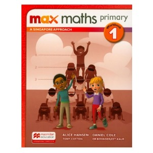 Max Maths Primary 1 WB