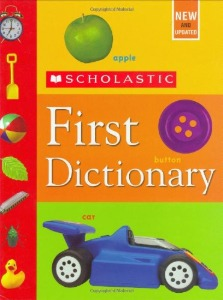 Scholastic First Dictionary (Revised)