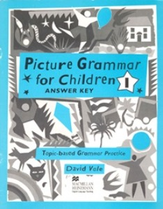 Picture Grammar For Children 1 Answer Key