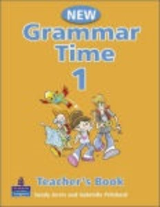 Grammar Time 1 Teacher's Book