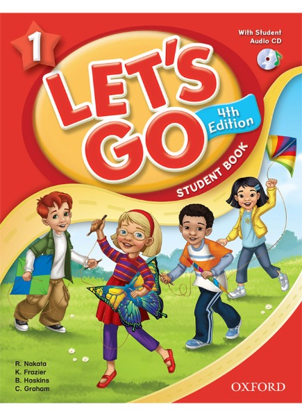 Let's Go Student's book with CD (4th Edition) 01