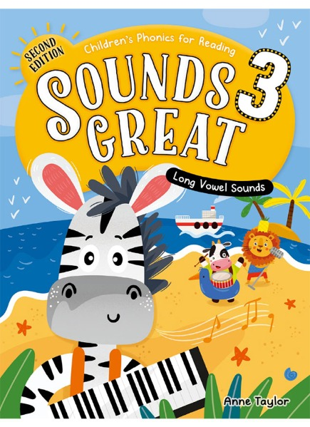 Sounds Great 3 Student Book (2nd Edition)