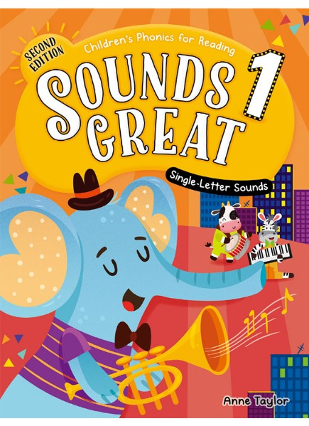 Sounds Great 1 Student Book (2nd Edition)