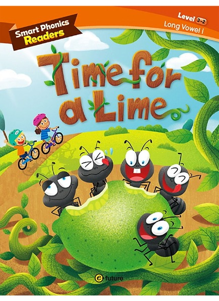 Smart Phonics Readers 3-2 : Time for a Lime