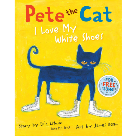 Pictory Set PS-42(HCD) / Pete the Cat: I Love My White Shoes