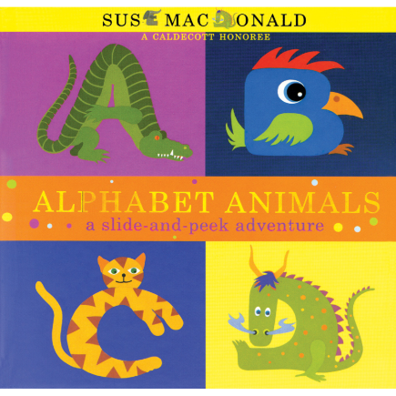 Pictory Set IT-21 / Alphabet Animals