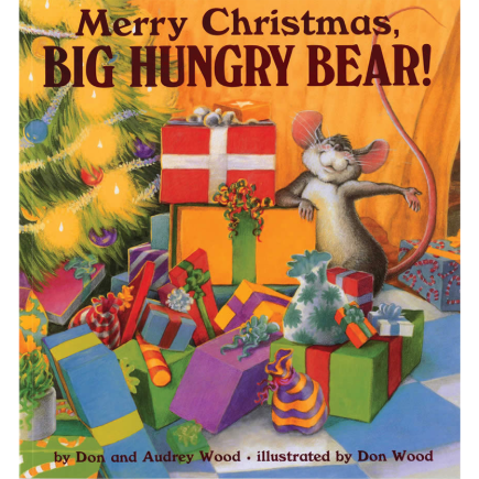 Pictory Set 1-11 / Merry Christmas, Big Hungry Bear