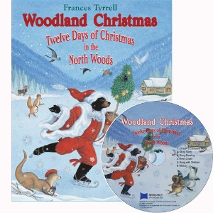 노부영 Woodland Christmas Twelve Days of Christmas in the North Woods