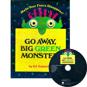 노부영 Go Away Big Green Monster!