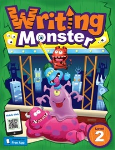 Writing Monster Student Book with Portfolio Book 02