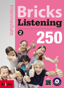 Bricks Listening Intermediate 250-2