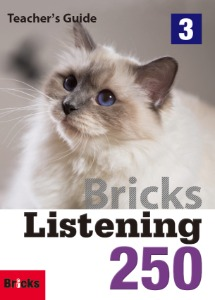 Bricks Listening 250-3 TG