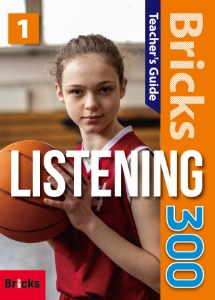 Bricks Listening 300-1 Teacher's Guide