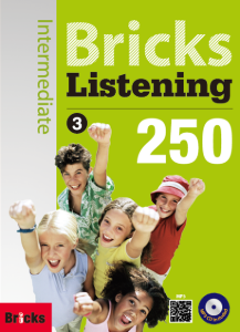 Bricks Listening Intermediate 250-3
