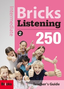 Bricks Listening Intermediate 250-2 TG