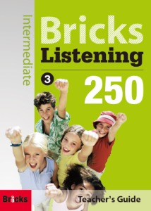 Bricks Listening Intermediate 250-3 TG