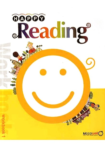 Happy Reading Workbook 1