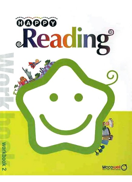 Happy Reading Workbook 2