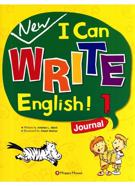 I Can Write English 1 Journal