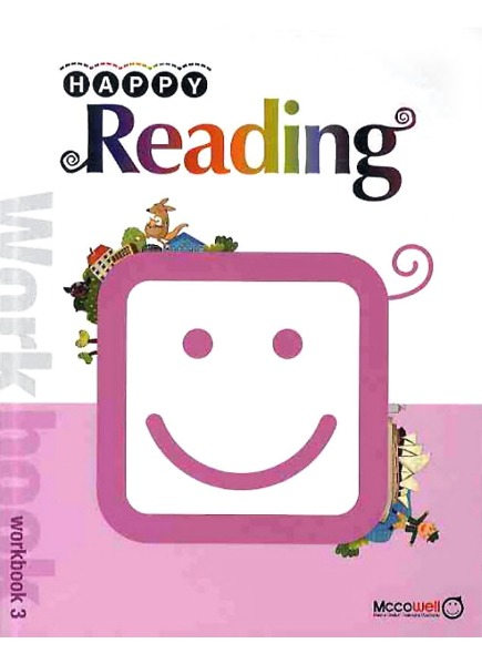 Happy Reading Workbook 3